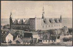 Kronborg Slot, Helsingør, Danmark, c.1930s - Brammers Postcard