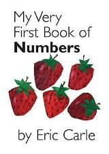 My Very First Book of Numbers, Eric Carle, Good Book
