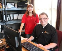 Brother and sister pursuing rocket science with NASA internships.