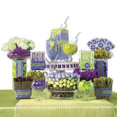 Easter Candy Buffet - OrientalTrading.com