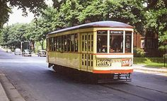 The Montreal Tramways in General Forum