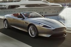 The Aston Martin DB9 was unveiled at the Frankfurt Auto Show in 2003 and went…