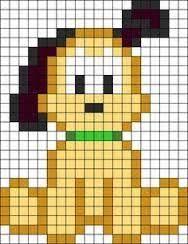 Pixel Art Facile Disney Kawaii : pixel, facile, disney, kawaii, Pixel, Facile, Disney, Kawaii, Recherche, Google, Perler, Beads,, Disney,, Patterns