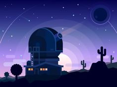 Dribbble - In search of Planet X by TastyVector