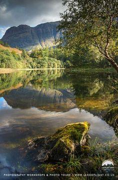 Torren Lochan in Glen Coe, Scotland