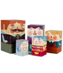 The box family Londji