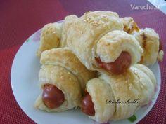 Chrumkavý hot-dog (fotorecept) - recept | Varecha.sk