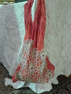 saco top/crochet reciclado Recycling, In This Moment, Blanket, My Love, Upcycling, Sacks, Blankets, Upcycle, Cover