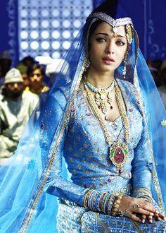 Aishwarya Rai in 'Umrao Jaan' (2006).