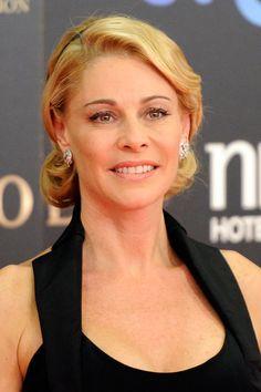 Las joyas de las actrices en la gala de los Premios Goya 2013: Belén Rueda con Bárcena