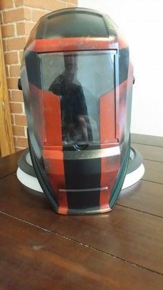 Boba Fett Star Wars Custom welding helmet