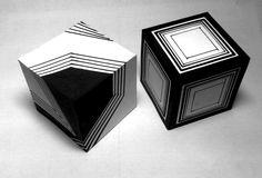 обман зрения, куб,  графика, геометрия  optical illusion, cube, drawing, geometry