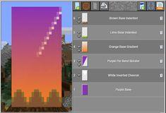 Minecraft Banner Patterns, Cool Minecraft Banners, Minecraft Shops, Easy Minecraft Houses, Minecraft Plans, Amazing Minecraft, Minecraft Room, Minecraft Decorations, Minecraft House Designs
