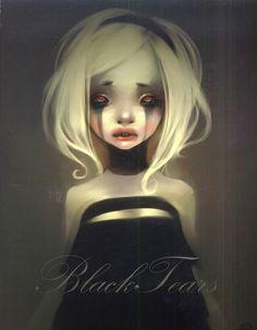 Artist: LostFishMore creepy art