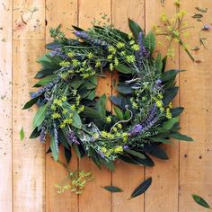 Dollar Store Hack: Laudry Basket Into Wreath Makers