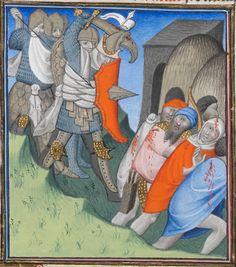 BGE Ms. fr. 190/1 Des cas des nobles hommes et femmes