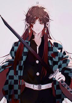Anime W, Anime Demon, Anime Naruto, Estilo Anime, Demon Hunter, Handsome Anime Guys, Dragon Slayer, Cute Chibi, Manga Boy