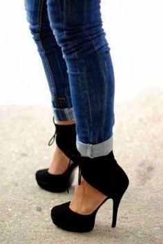 High-heeled #shoes