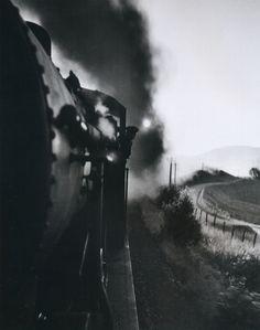 Steam Locomotive  Scotland, 1943