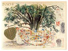 Stefano Faravelli, India sketchbook