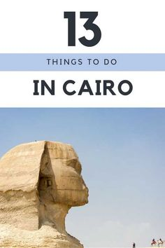 Are you planning to visit Egypt? Here we share for you 13 things to do in Cairo Egypt in 3 days, including the Pyramids and other Cairo points of interest! Egypt Travel, Africa Travel, Luxor, Travel Advice, Travel Tips, Travel Info, Travel Ideas, Places To Travel, Travel Destinations