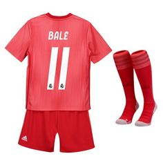 de9b37726 Real Madrid Third Mini Kit 2018-19 with Bale 11 printing