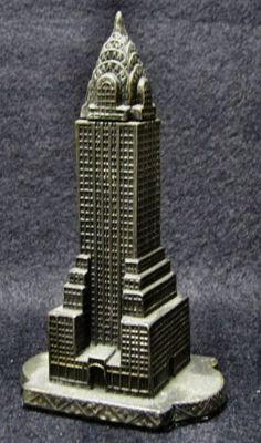Chrysler Building Lighter
