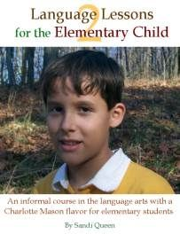 Language Lessons for the Elementary Child Volume 2  Queen Homeschool Supplies-