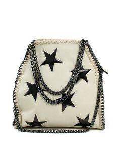 Τσάντα ώμου stars - Λευκό 39,99 € Superhero Logos, Zip Around Wallet, Handbags, Fashion, Moda, Totes, Fashion Styles, Purse, Hand Bags