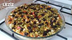 Borcamda Ev Yapımı Kumpir (Muhteşem Lezzet) - Leziz Yemeklerim Fruit Salad, Oatmeal, Iftar, Kfc, Breakfast, Pesto, Food, The Oatmeal, Morning Coffee