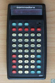 Rechenhilfsmittel - Commodore - Commodore SR4148R