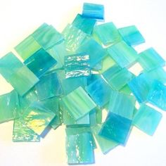 love the colors ~ Aqua Lime