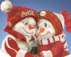 coke and a smile | Postcard 2005