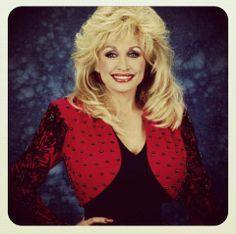 Dolly Parton ...