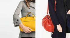Bolsos cálidos: amarillos, naranjas y rojos - http://www.bezzia.com/bolsos-calidos-amarillos-naranjas-y-rojos/