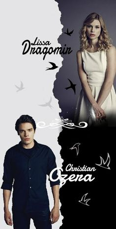 Christian Lissa Vampire Academy Damn he hawt! Rose Hathaway, Book Tv, Book Series, Ya Books, Film Books, Vampire And Werewolf Movies, Christian Ozera, Vampire Academy Books, Saga