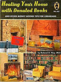 The Miserable Life of Today's Librarian Told in Pulp Fiction Covers – Earthly Mission I Love Books, Good Books, Books To Read, Librarian Humor, Library Posters, Sci Fi Books, Comic Books, The Calling, Vintage Book Covers