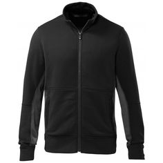 Plaited Merino Stretch Jacket from QOR. All the outdoorsy performance of merino wool in a street-friendly style.