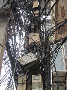 Powerlines, Hanoi