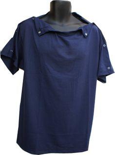 Shoulder Shirt / shortsleeves / Post Op Shoulder by DressWithEase, $34.00