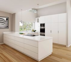 Explore an impressive gallery of kitchen photos, designs and ideas from Sydney's high-end kitchen design company.