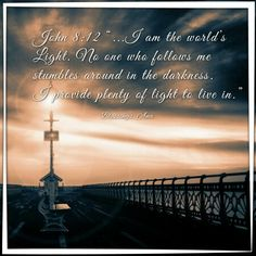 Good morning y'all its Godday Sunday Funday! Jesus is the light of men, keeping us from harm, trouble and chaos. God loves you. Blessings, Ana