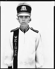 Craig Panike, drummer, high school band, Weiser, Idaho, June 27, 1981