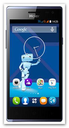 Das Haier Voyage G30 Smartphone mal angeschaut
