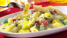 Gönne dir mit dem Rezept von MAGGI für Nudeln mit Sommersauce eine leckere Mahlzeit. Ideal für jeden Anlass.