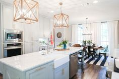 Fixer Upper Season 3 | Chip and Joanna Gaines Home Renovation | Chip 2.0 House | Kitchen Lighting | Pendant Lighting