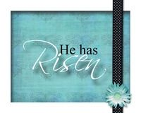 Easter printable, He has risen indeed! Easter Ideas, Easter Crafts, Scripture Images, He Has Risen, Easter Printables, Name Cards, Creative Cards, Gods Love, Photo Cards