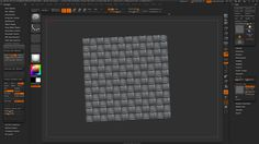 ZBrush 4R7 P3 -  'NanoTile Textures v1.4' Unofficial ZPlugin Tutorial