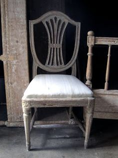Swedish chair from Lucas Antiques