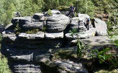 """""""Na stokilometrové lesní stezce stráví návštěvníci několikadenní pobyt v harmonické přírodě na pomezí Spolkové republiky Německo a"""